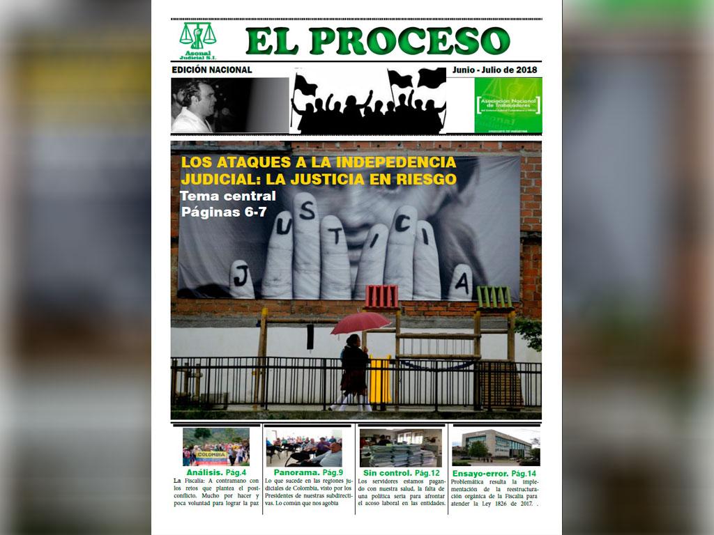 Los ataques a la independencia judicial: la justicia en riesgo