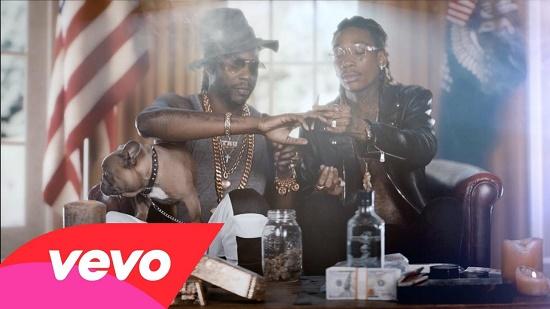 2 Chainz - A Milli Billi Trilli (Feat. Wiz Khalifa) [Vídeo]
