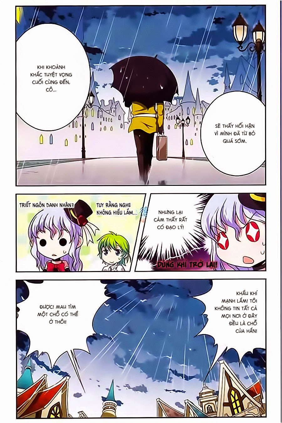 Ma Tạp Tiên Tông chap 10 - Trang 7