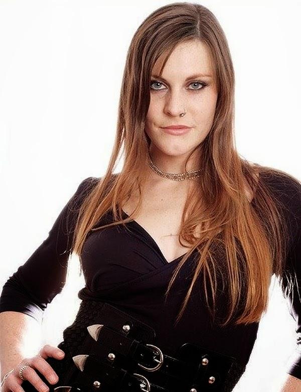 Floor Jansen Simone Simons