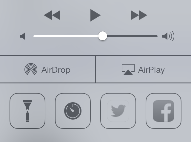 Top 5 Cydia tweaks for Control Center
