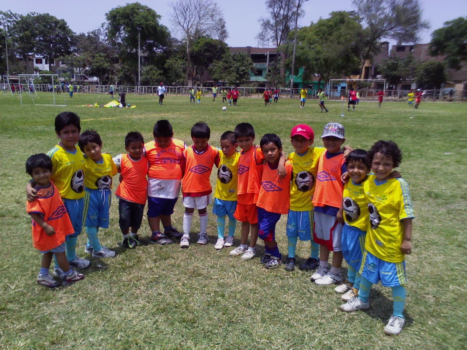 Programa Taller de Baby Futbol