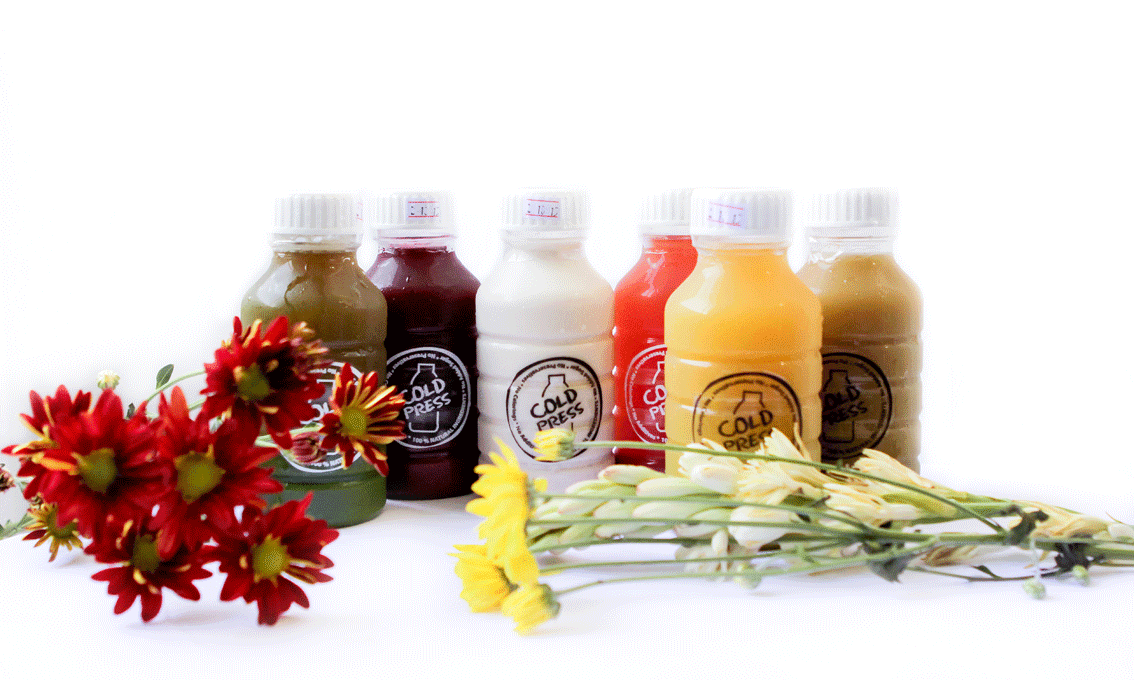 be healthy with cold press id juice