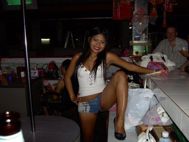 pattaya thailand bar girl prostitute