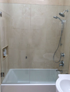 Toronto Glass Shower Tubs