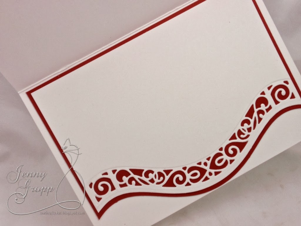 Sweet And Simple Holiday Card