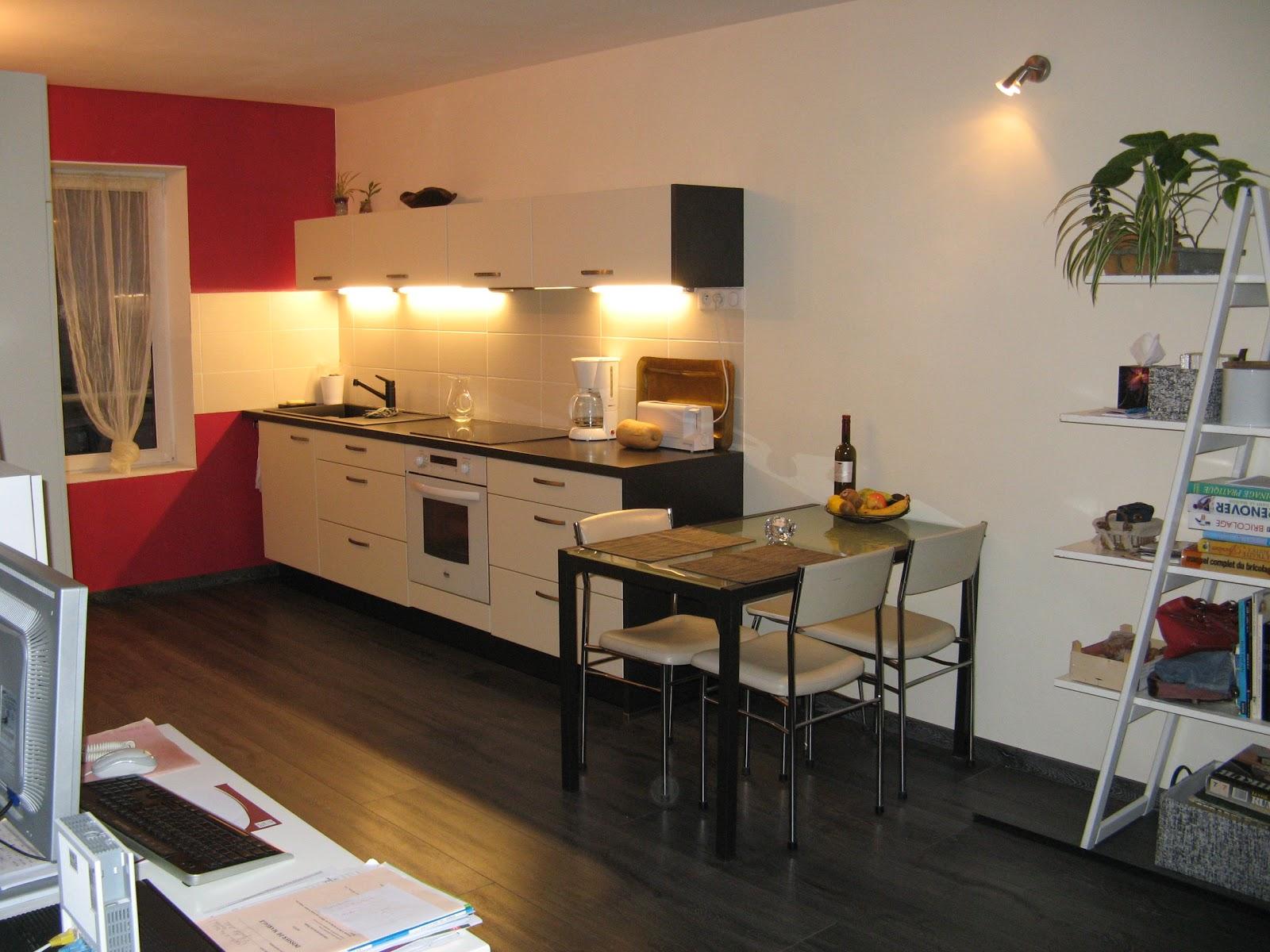 Le blog dElodie finition au salon  cuisine