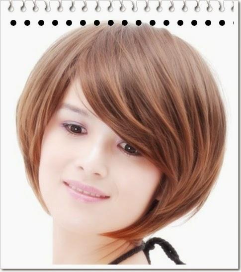 Model Rambut Terbaik Untuk Wajah Bulat Tips Rambut - Gaya rambut pendek untuk wajah bulat pria