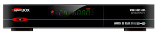 Nova Atualização Superbox Prime Hd 03-03-2013