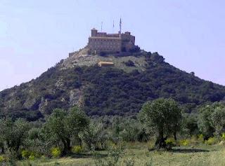 Monasterio de El Pueyo en Barbastro (Somontano, Huesca, Aragón, España)