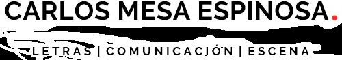 Carlos Mesa Espinosa