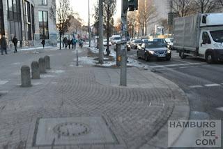Budapester Straße / Millerntorplatz