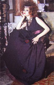 full ballgown