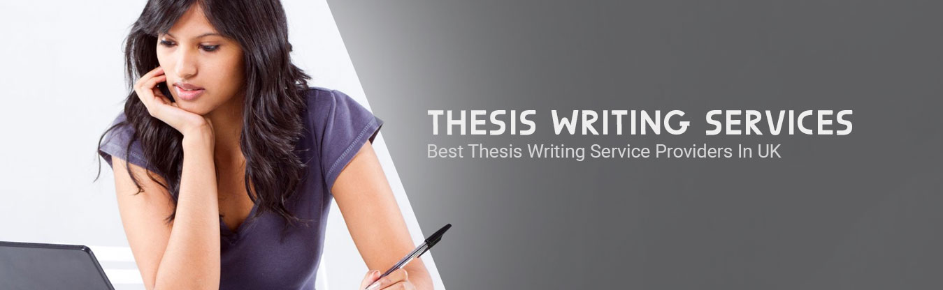 writing thesis services