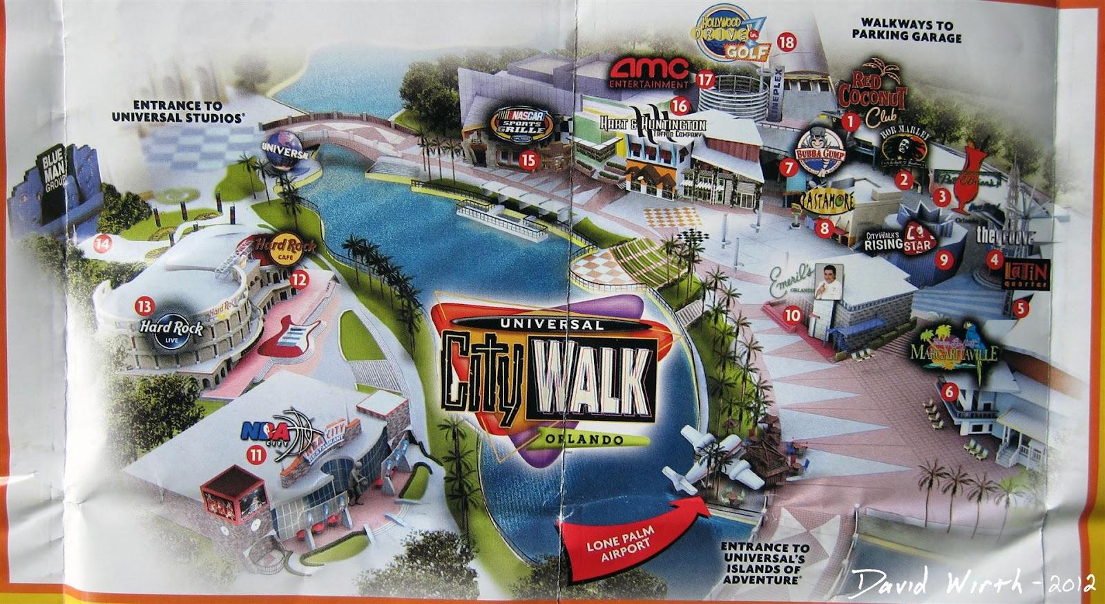 Orlando Florida Universal Studios part 1