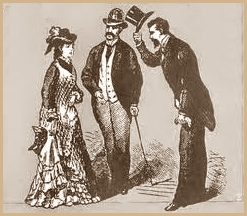 Victorian good manners