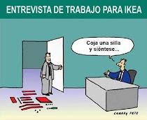 ENTREVISTA DE TRABAJO EN IKEA