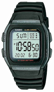 jam tangan casio w-96h-1bv
