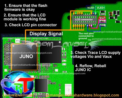 Nokia C3-00 Display Light1 more solution