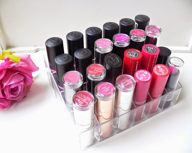 Bornprettystore, Ebay, Buyincoins Lipstick Organizer Holder Budget The hotshop Soft matte lipstick review swatches 10