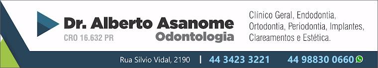 Dr Alberto Asanome Odontologia