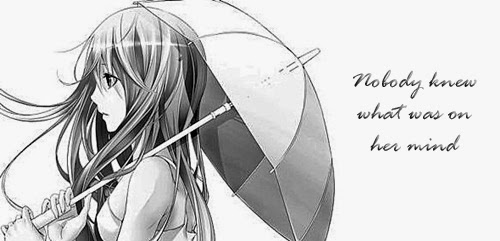 foto de Black And White Sad Lonely Anime I'm So Lonely