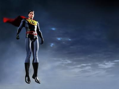 Tokoh Superhero Indonesia | Godam Manusia Besi