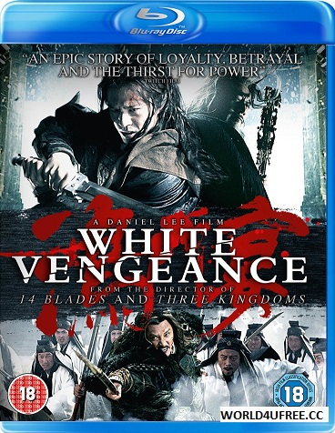 White Vengeance 2011 Hindi Dubbed 720p BRRip 950mb