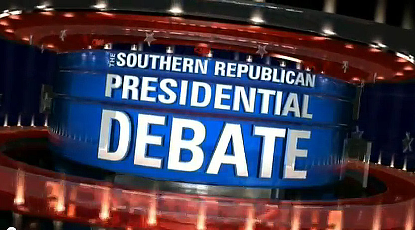Republican National Convention Blog: Republican Debate ...
