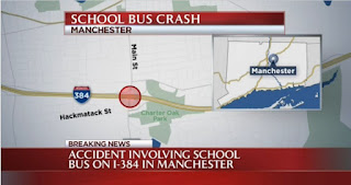 Schol-Bus-Crash-Interstate-384-Manchester-Injuries-Children-Student Attorney Jason McCoy Vernon CT