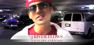 free download new punjabi rap NAVAN DIN (A NEW DAY) - 5RIVER FLOWS - OFFICIAL VIDEO [PUNJABI RAP]