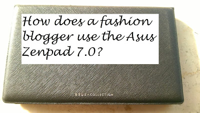 Review of ASUS ZenPad 7.0 by an Indian Fashion Blogger image