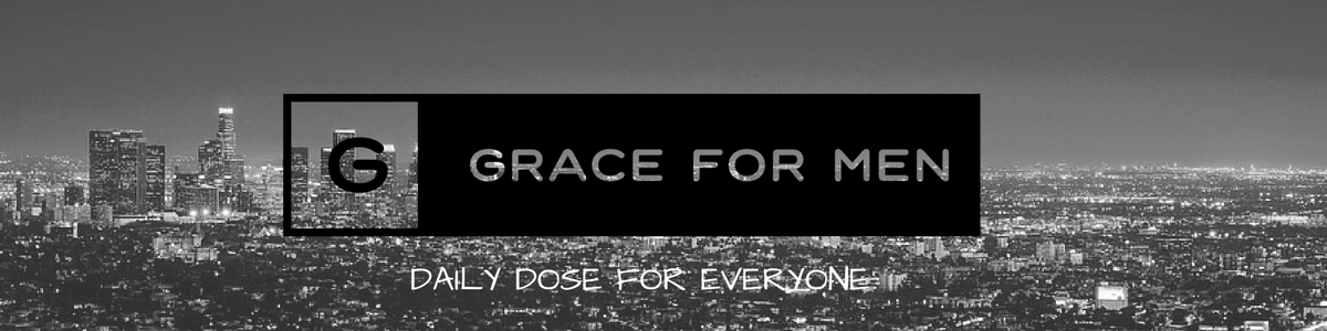 Grace For Men