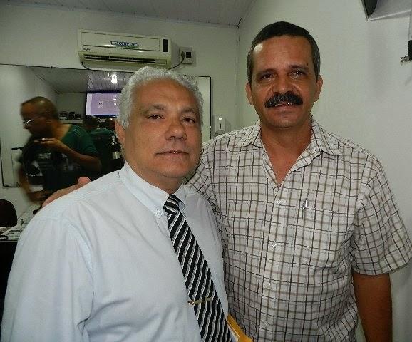 Mensagem do vereador Cesar Brandão