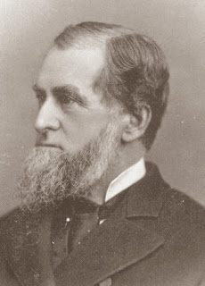 Photo of John Gorham, ca. 1865.