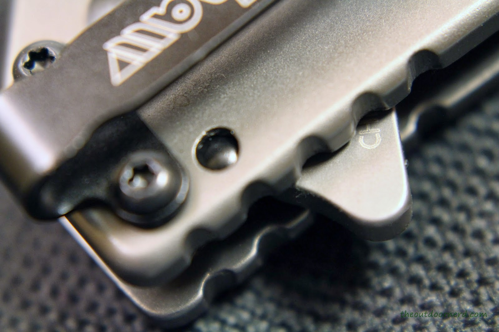Kershaw Cryo EDC Pocket Knife: View Of Clip 2
