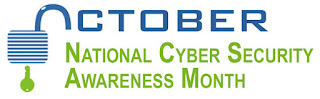 October: National Cyber Security Awareness Month