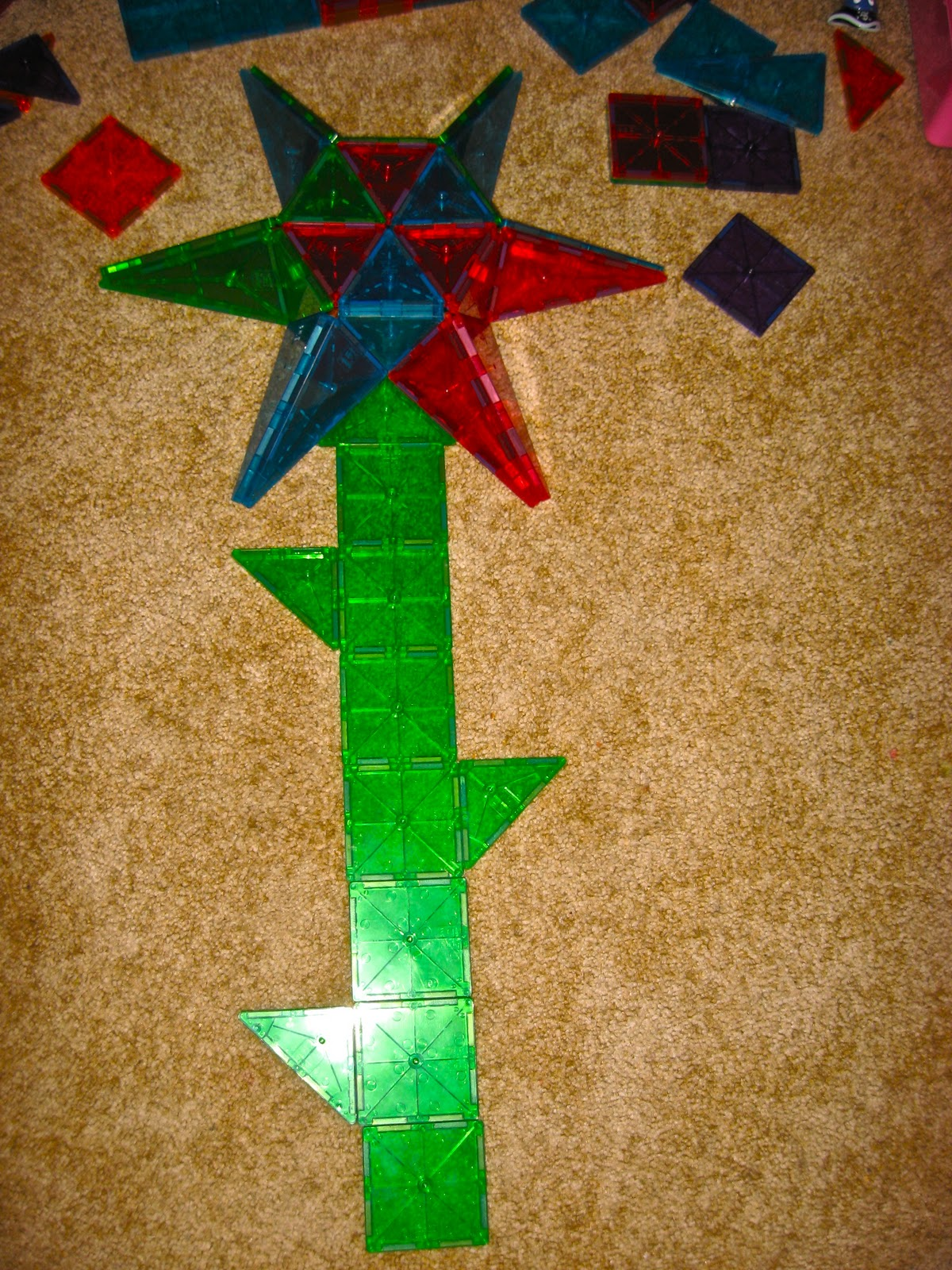 The Chocolate Muffin Tree: Magnificent Magna-Tiles