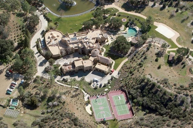Encyclopediatic Celebrity Mansions
