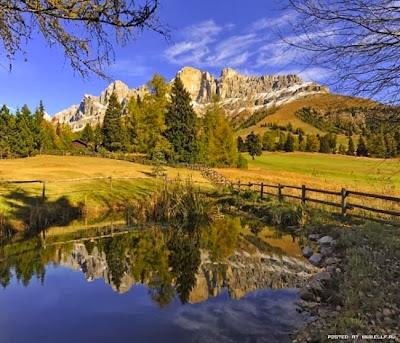 Италия Альпы