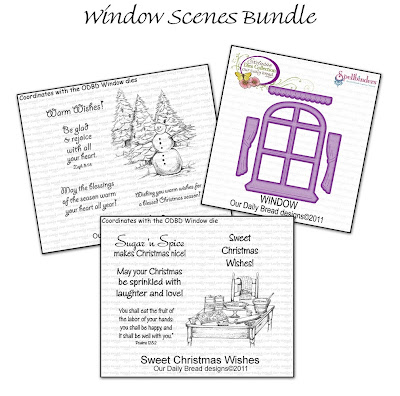 Our Daily Bread Designs Windows Scene Bundle