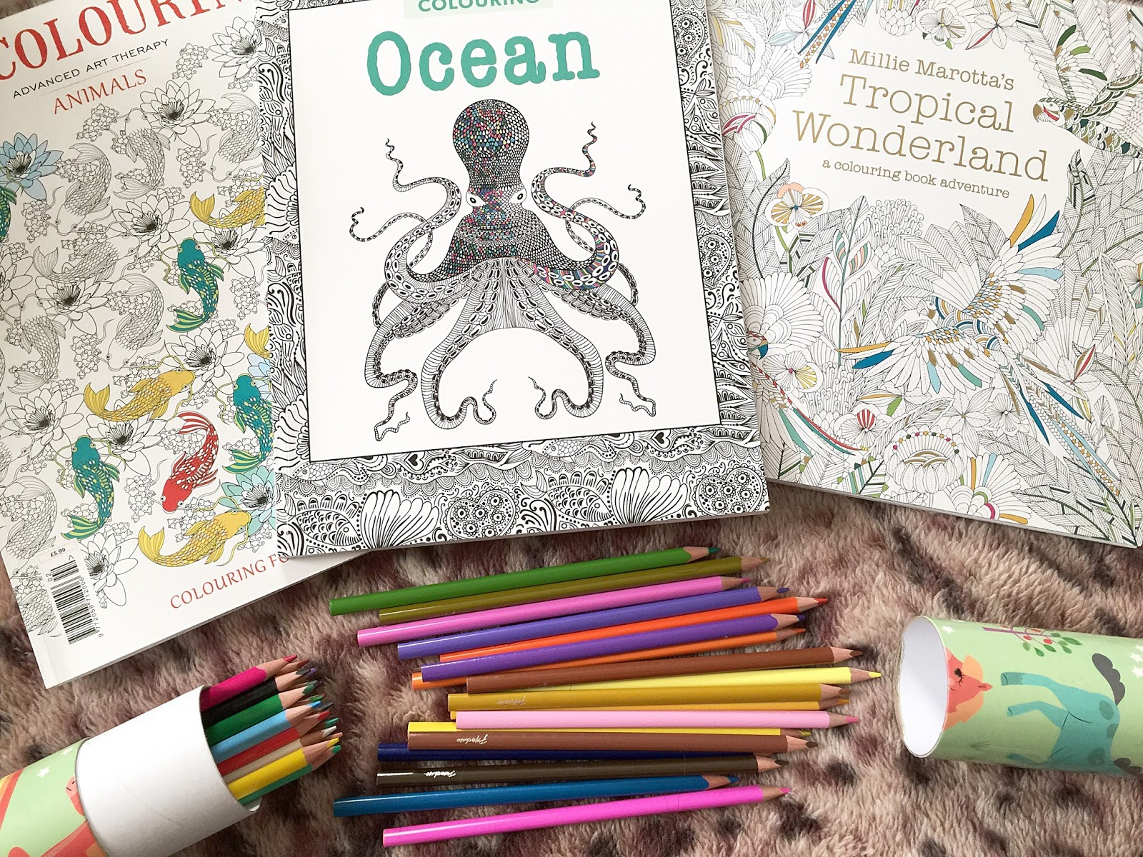 Zen colouring book animals - As You Can Tell My Favourite Books Are Animals Books It S So Fun Colouring Basic Animals In Crazy Colours And Patterns But You Can Get All Sort Of Books