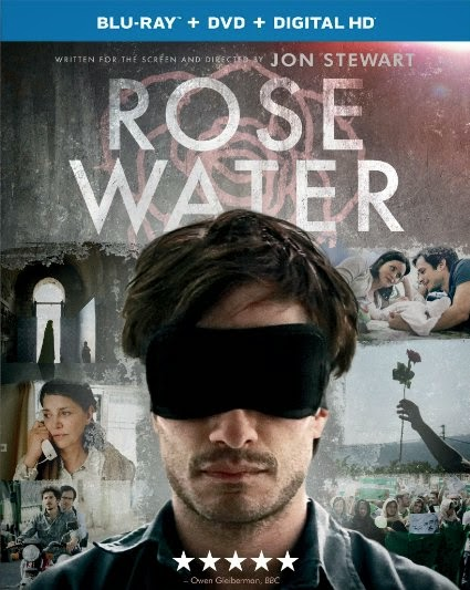 Rosewater (2014) Poster