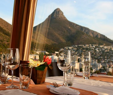 Top of the Ritz: Cape Town - magrush.com