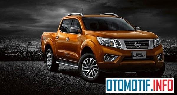 Nissan Navara Terbaru 2015, otomotif info