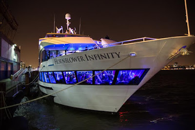 Infinity Hornblower Yacht