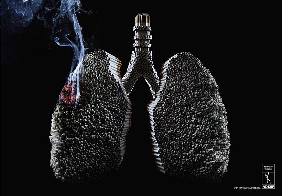 Anti Smoking Ads Best Posters And Campaigns Best Choice