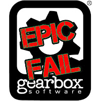 Looks like Gearbox Shipped a Stinker