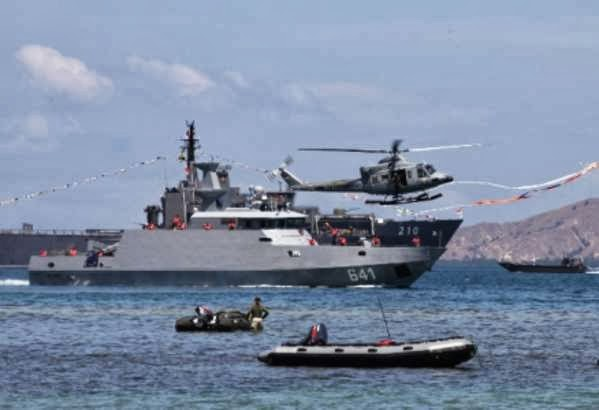 Indonesia Dorong Keamanan Maritim Kawasan