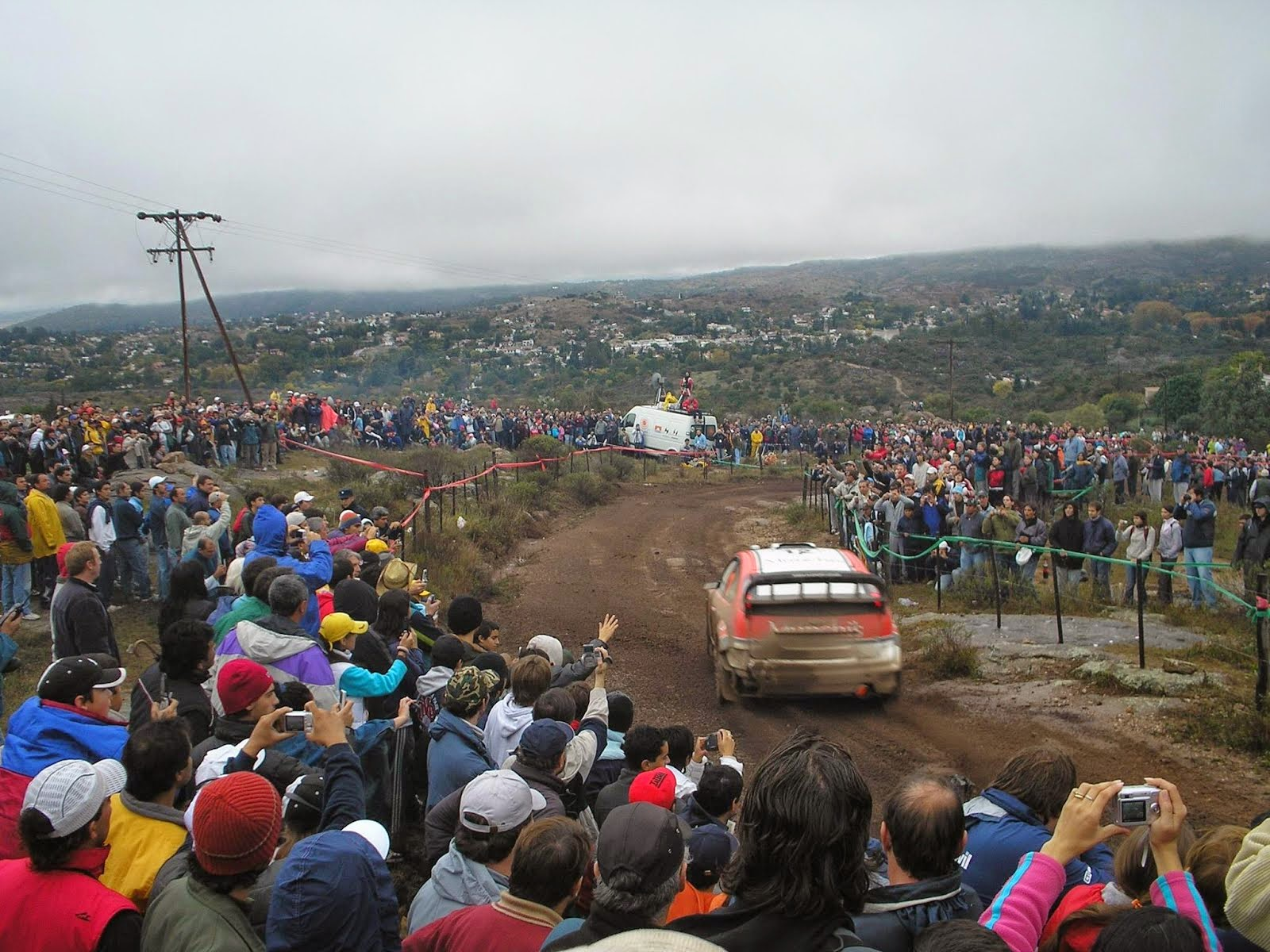 REGRESA EL RALLY MUNDIAL A TANTI